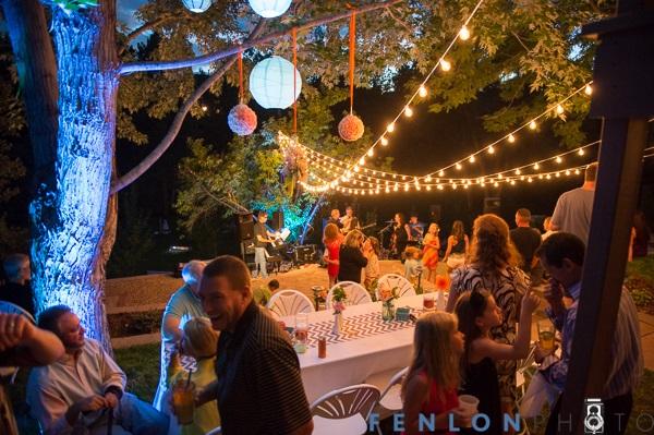 A Backyard Celebration - Denver, CO