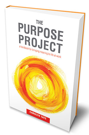 The Purpose Project  can be purchased through  www.carolyntate.co