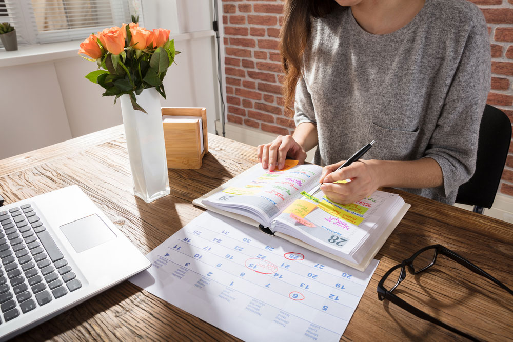 For some, planners and calendars are their productivity lifeblood …