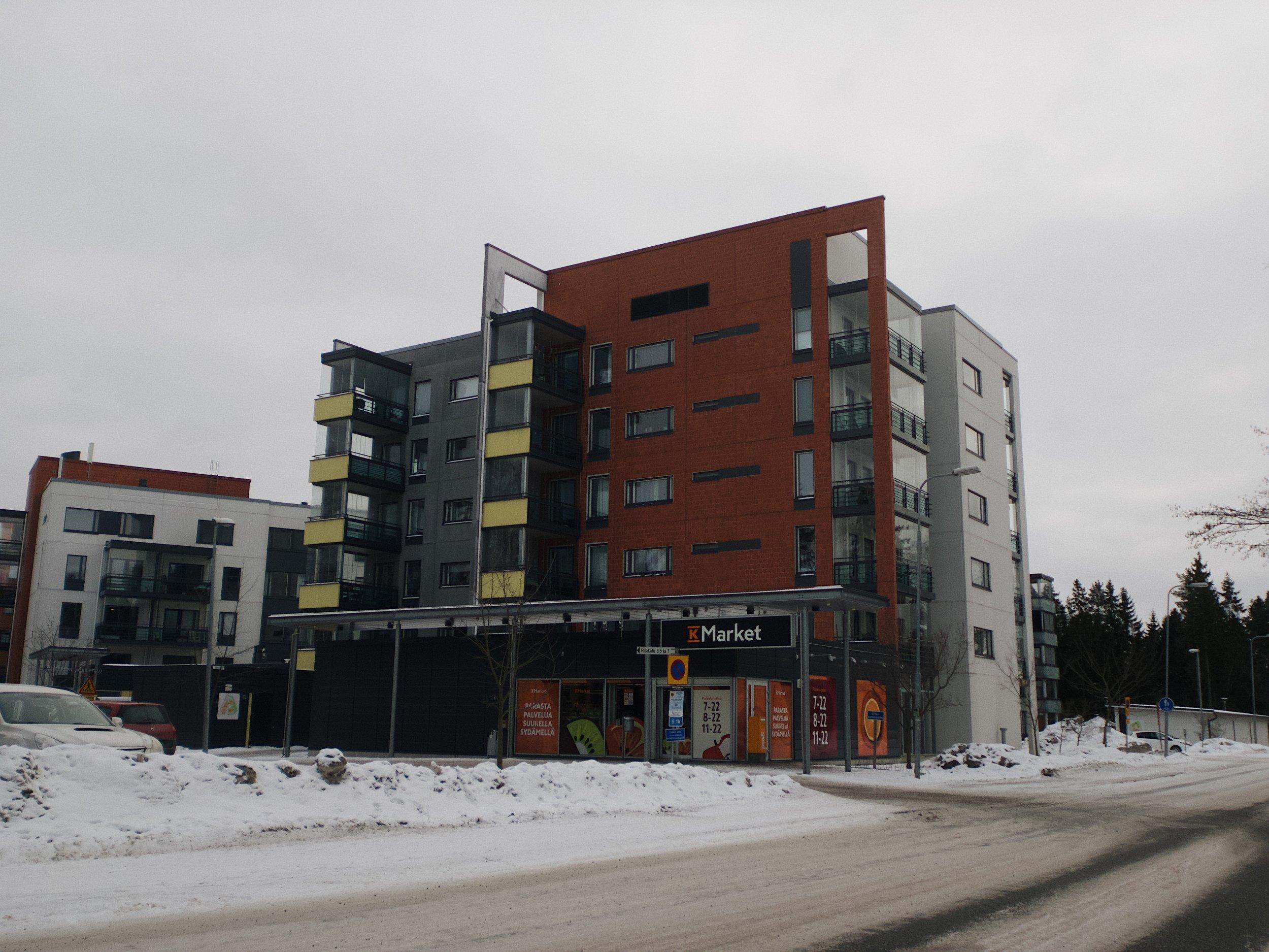 Ritakatu 7, Tampere