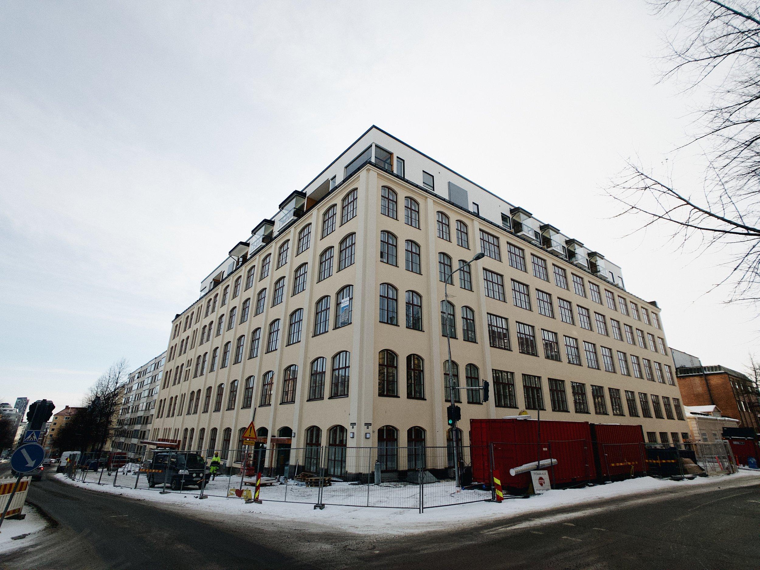 VTS Satamakatu 17, Tampere