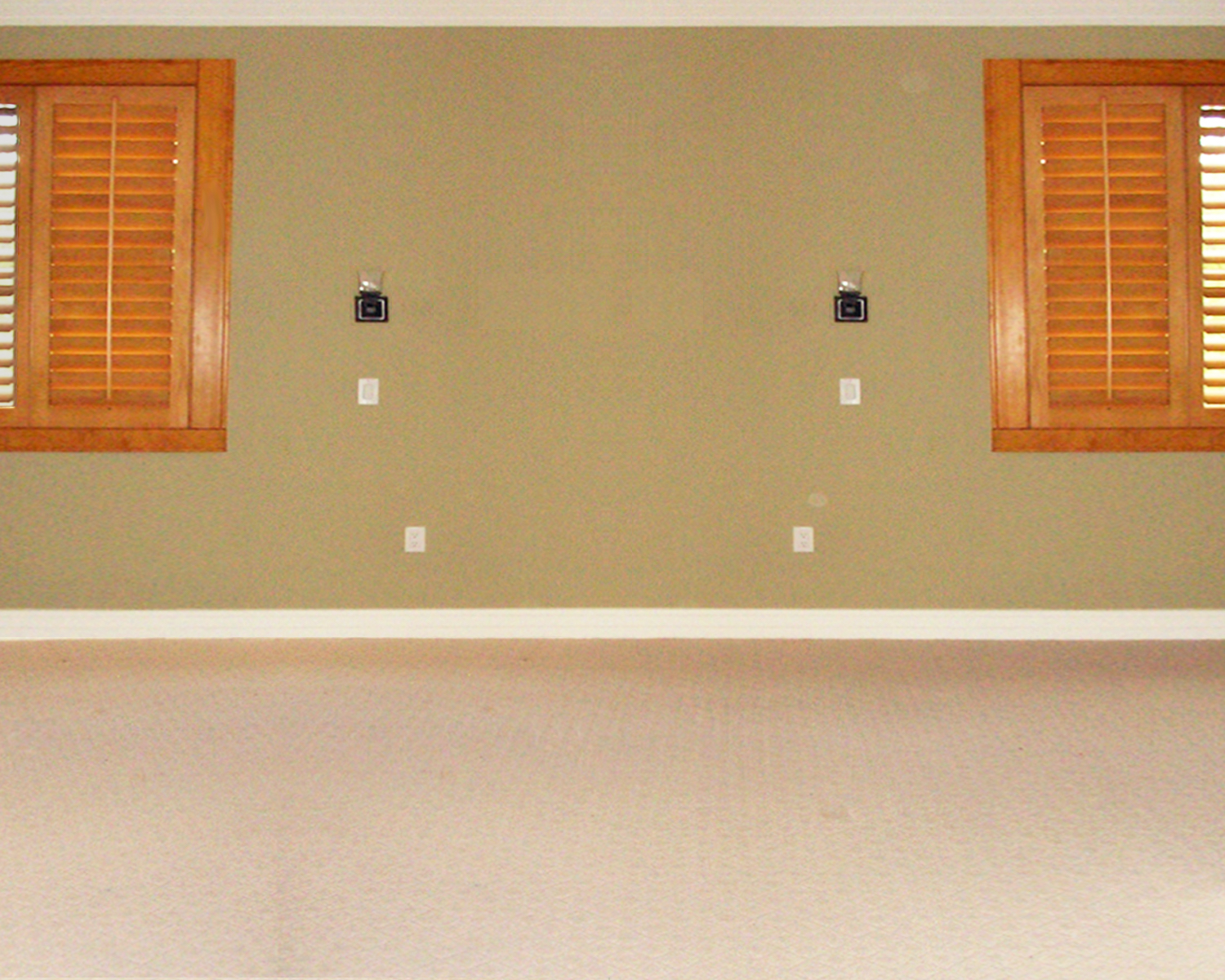 before - master bedroom