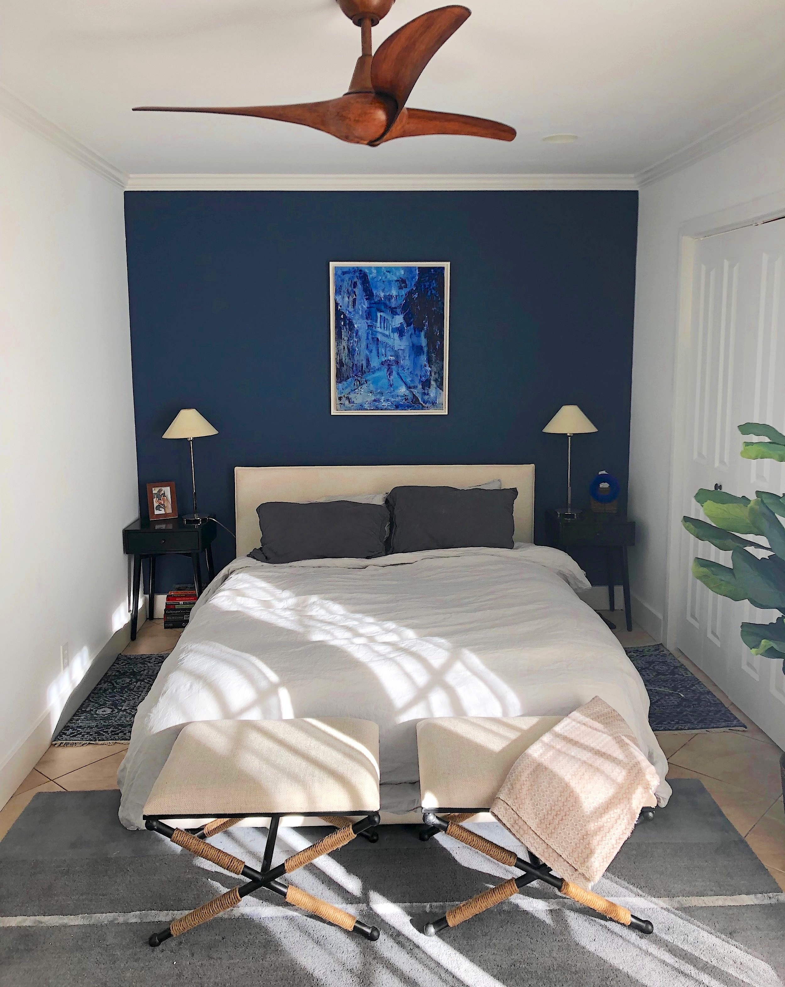 Copy of after - master bedroom