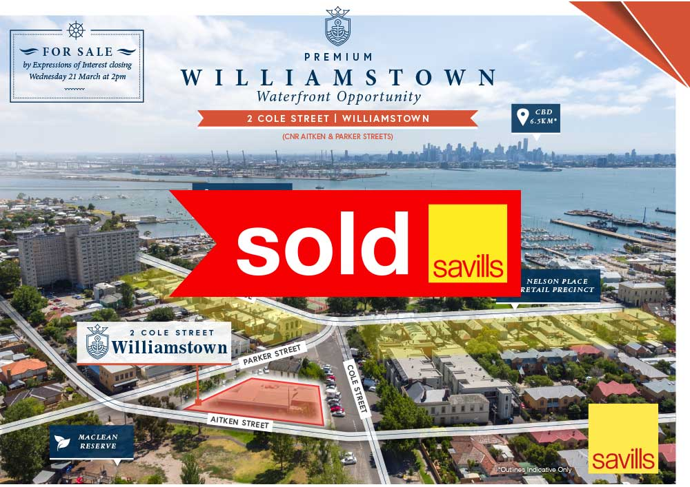 2 Cole Street, Williamstown
