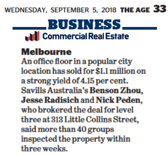 180905 - Level 3, 313 Collins Street, Melbourne - The Age.png