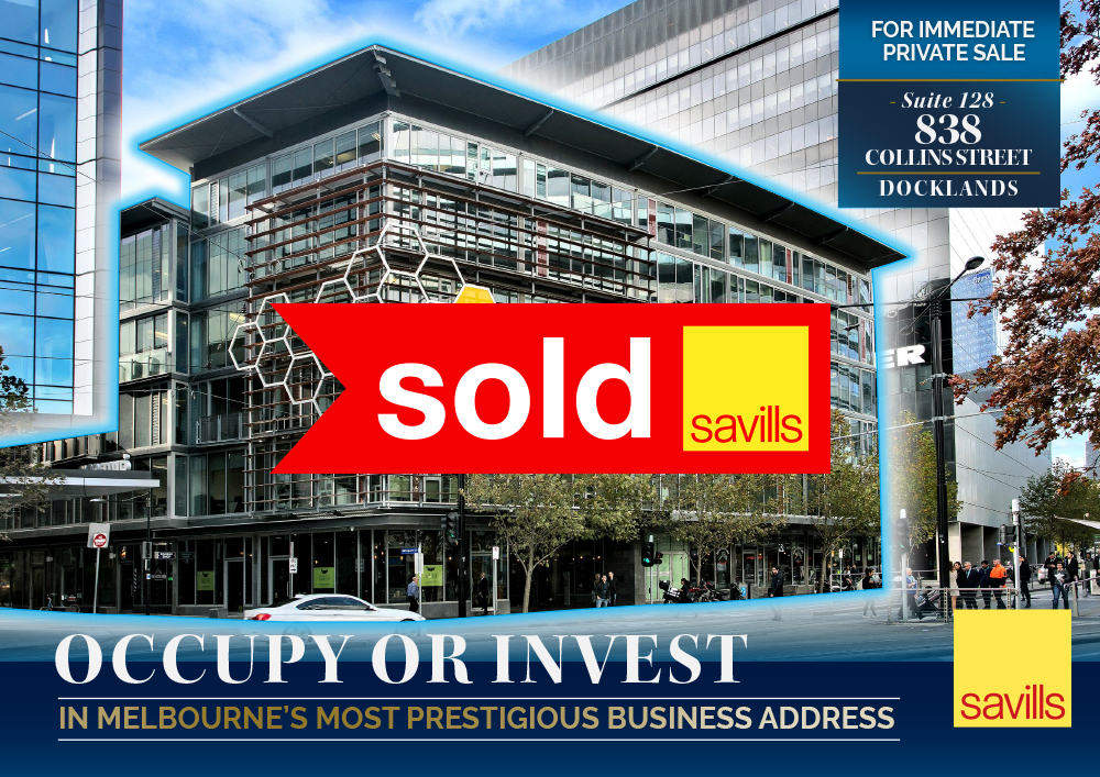 Suite 128, 838 Collins Street, Docklands