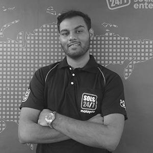 Muhammad Azhar    Sales Partner