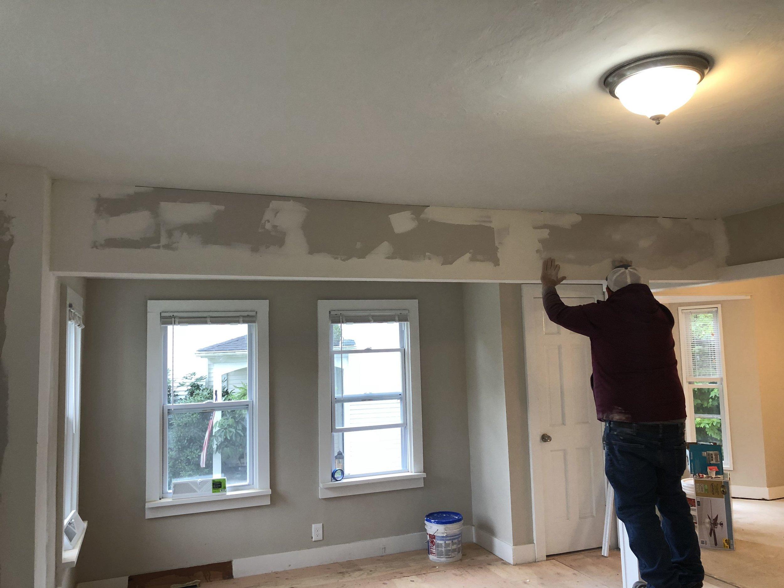 Drywall Beam