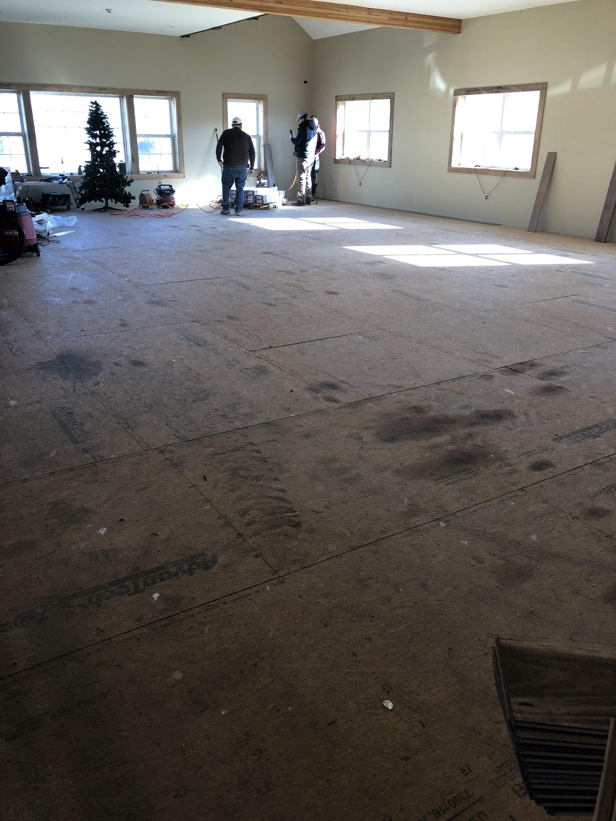 Before Floor