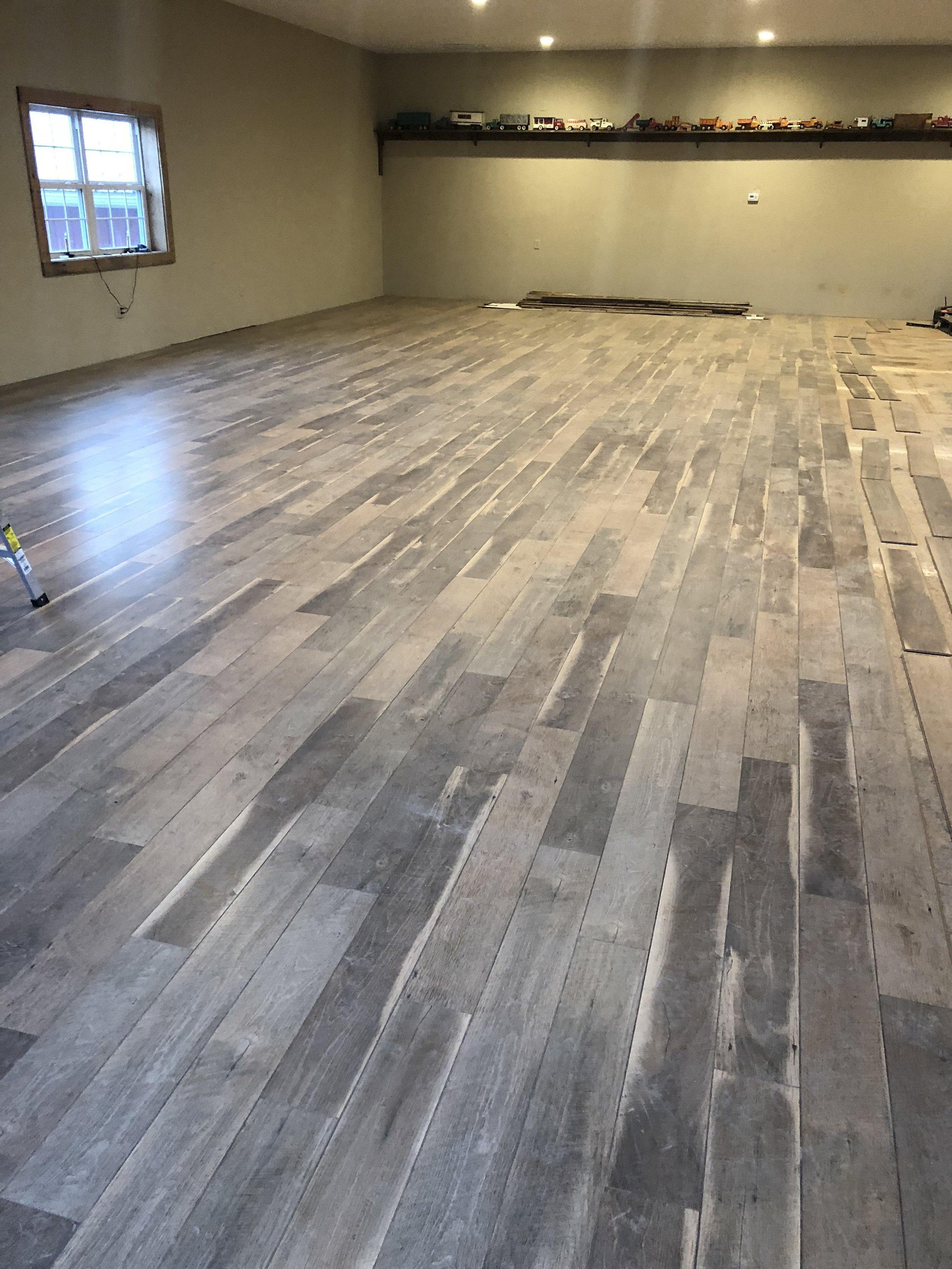 After Floor