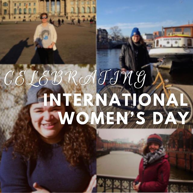 Happy #internationalwomensday! Today we celebrate the brilliant, powerful women in our community. #FulbrightPrism strives to elevate the work and experiences of all femme or female-identifying Fulbrighters, and we look forward to hearing more of your stories. Who are you celebrating today? ⠀⠀⠀⠀⠀⠀⠀⠀⠀ #fulbrightprism #outintheworld #fulbright #fulbrightfemme #queerwomen #LGBTfulbright #lgbt #queer #queerfulbright #lgbt #outandabout