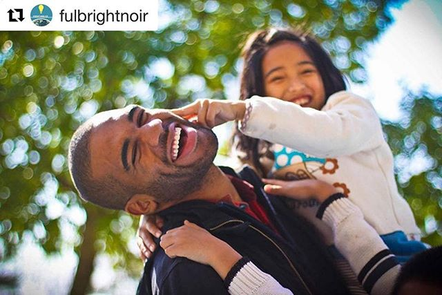 "Here is our first feature for #QPOC week in honor of #blackhistorymonth (visit @fulbrightnoir for more photos!): ⠀⠀⠀⠀⠀⠀⠀⠀⠀ Mikael Owunna @mikaelowunna, 2012, Yilan/Taiwan, he/him  Q: What was the best part of your Fulbright experience?  A: Working with 1st and 2nd grade youth from the Atayal Taiwanese aboriginal community. I collaborated with Prof. Christine Yeh of #USF and #Taiwanese teachers Jennifer Huang and Nancy Yang to design an integrated arts curriculum for the aboriginal youth that centered aboriginal art, myths and cultural teachings. I taught the students #photography and #multimedia photo work as part of the curriculum, and the project, ""I am Atayal (Tayen)! 我是泰雅族 !"" would go on to be featured in a full floor exhibition at the #TaiwanNationalMuseum in 2014 attended by thousands of community members, aboriginal leaders, members of Taiwanese parliament, the US State Department and, most importantly, the young Atayal artists featured in the show! Life changing experience.  Q: What was the most challenging part?  A: Being #black in a very isolating, hostile, antiblack environment and receiving minimal support from #Fulbright Taiwan in the face of harassment within our program and in Taiwan more broadly, even in the face of multiple filed reports.  Q: What was it like living in your host community as an #LGBTQ person?  A: It was interesting, I was mostly in the closet at work, but in #Taipei, the capital, could be open with my sexuality. But being a #black #queer person posed its own very unique challenges due to my race above all. White #LGBTQ people in Taiwan benefited incredibly from their whiteness, and I was even asked at one point by a gay Taiwanese guy for tips on how to ""get a Caucasian boyfriend"" as that was what . White privilege was on steroids, and many white LGBTQ people were able to date in Taiwan as well, while I was incredibly isolated. I was able to meet and form friendships, though, with a few queer Taiwanese and aboriginal people in my time there, which was great. ⠀⠀⠀⠀⠀⠀⠀⠀⠀ #fulbrightprism #outintheworld #fulbright #LGBTfulbright #lgbt #queer #queerfulbright #lgbt #outandabout #fulbrightnoir #blackandqueer #blackhistorymonth"