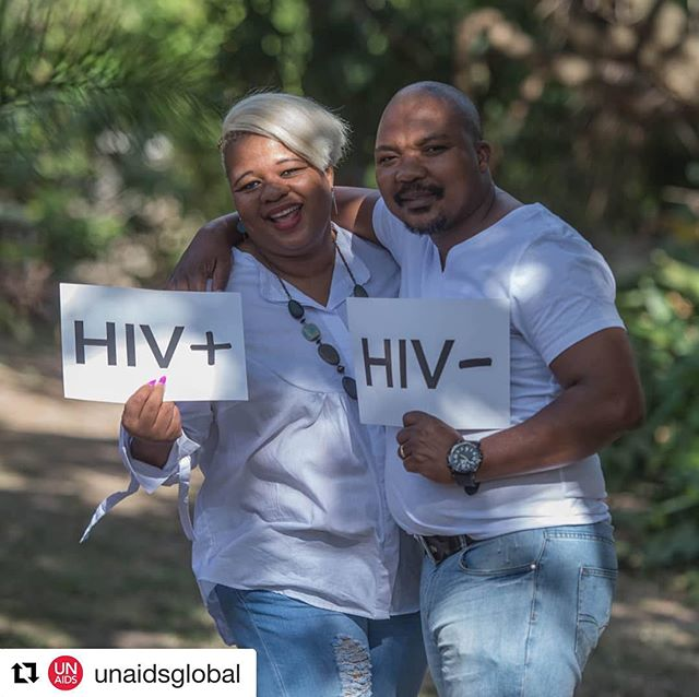#Repost @unaidsglobal ・・・ When a person living with HIV is on effective treatment and the level of HIV in their blood is so low that it cannot be detected, it means that person has an undetectable viral load and cannot transmit the virus to others.   When you #KnowYourStatus, you can access HIV treatment if you need it, or choose the HIV prevention options that work best for you. Knowledge is power. This #WorldAIDSDay, take our quiz at knowyourstatus.unaids.org (link in bio) to find out if you should get tested.  #HIVtesting #HIVtreatment #HIVprevention #HIVawareness #HIV #AIDS #UNAIDS 