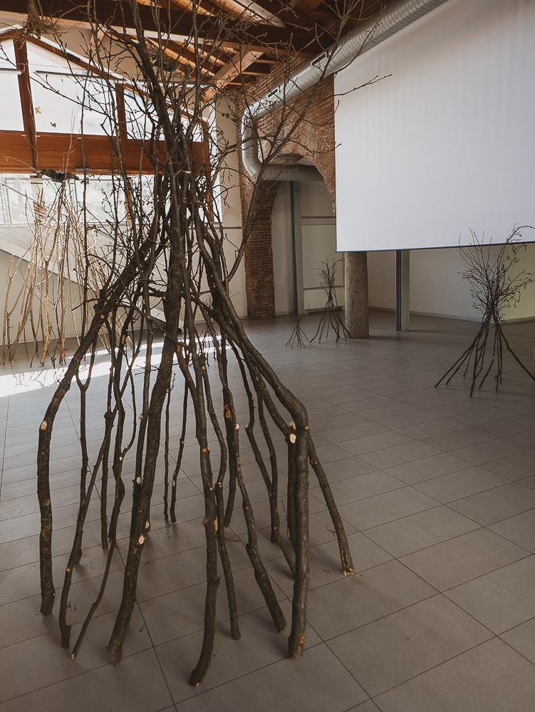 Ancestral Huts at Ex Fornace Milano