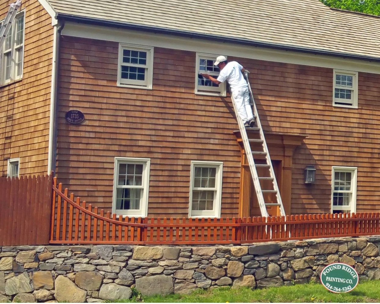 Pound Ridge Painting Co. - Fully licensed and insured professional local painting contractor with expertise in exterior and interior painting, as well as carpentry and carpentry repairs54 Westchester Avenue, Pound Ridgeinfo@poundridgepainting.com☎︎ 914-764-5259
