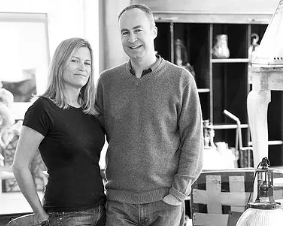Charlie and Kristin Austin - Charlie and Kristin Allen renovated the old 1950s gas station in Pound Ridge in 2003 and have been cultivating great lighting, furniture and design ever since. Offering vintage statement pieces found around the globe, original lighting and furniture designs, and custom design and fabrication, Avantgarden's own brand of rustic modernism will bring out the sophisticated rebel or cheeky minimalist in you.