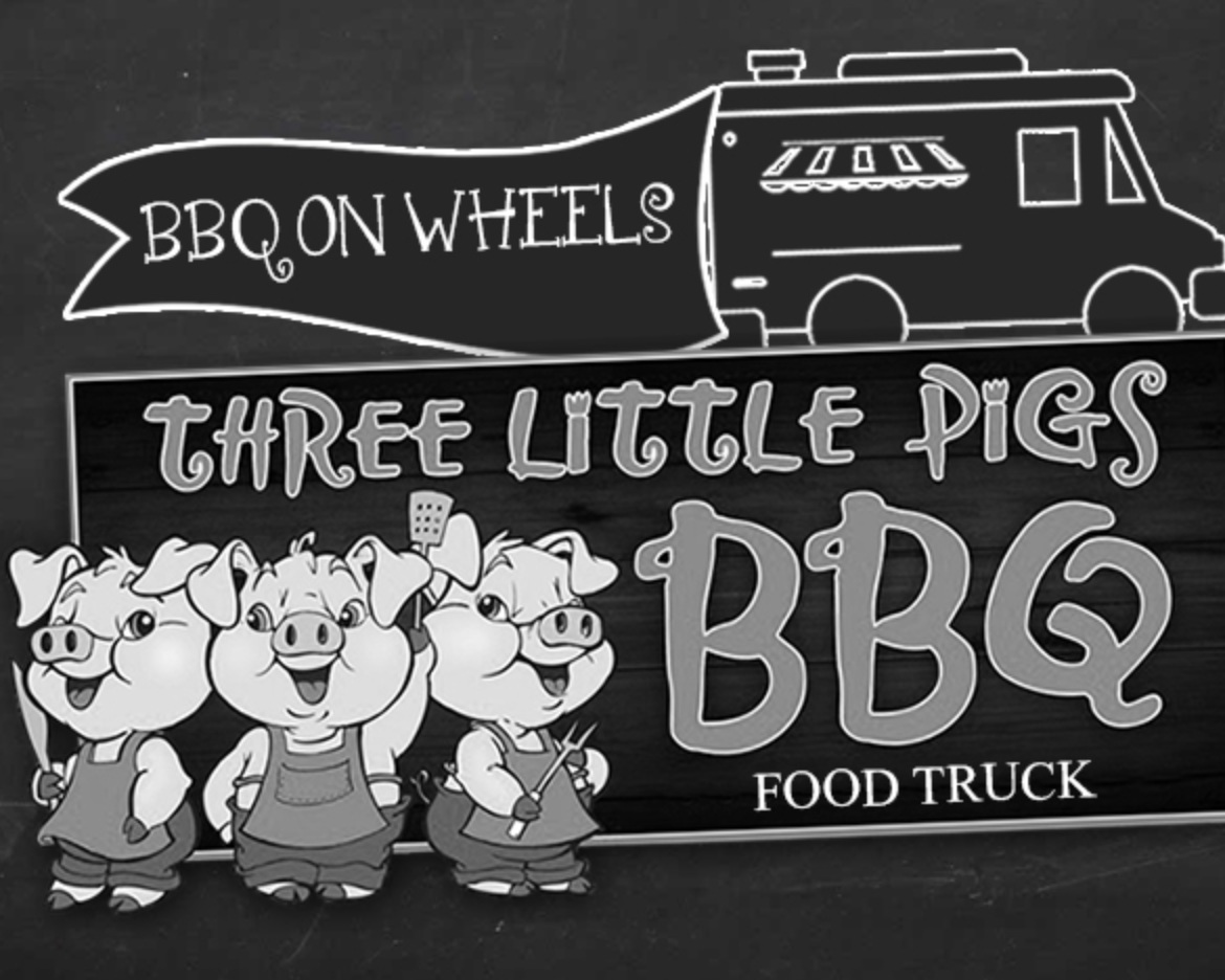 Three Little Pigs BBQ - Food truck