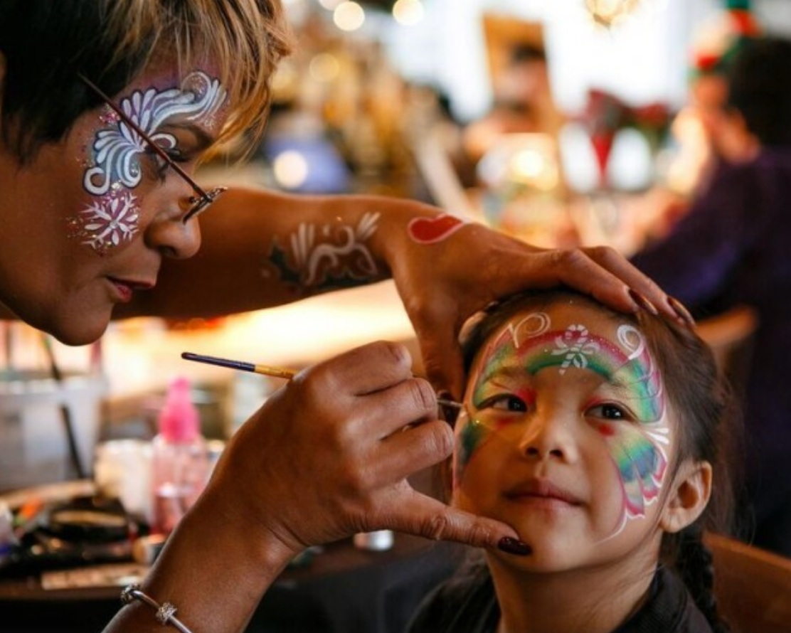 GemFaceNY - Kid-friendly face painting