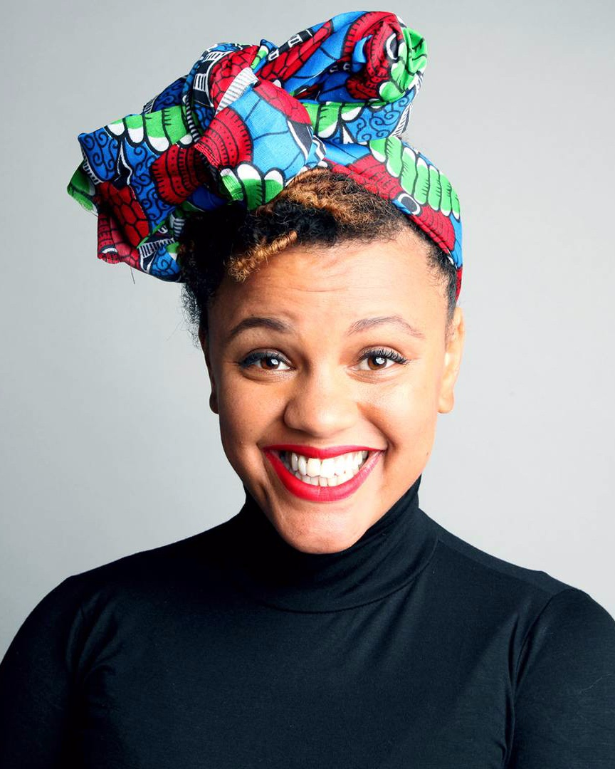 """I'm game for a celebration of the black British Arts, they are thriving and extraordinary after all!!!!"" - Gemma Cairney Presenter, DJ"
