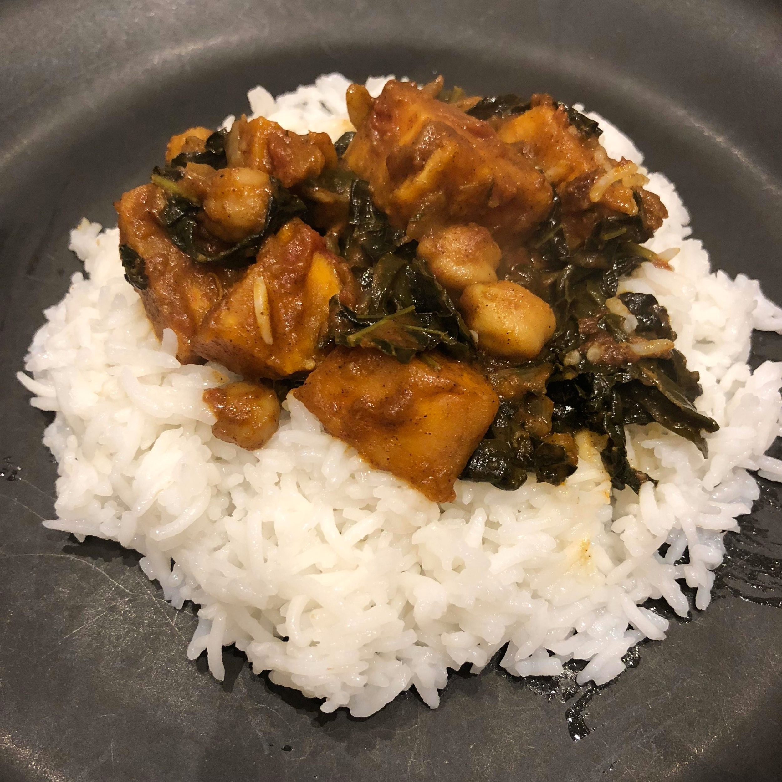 Family Dairy Free Curry -