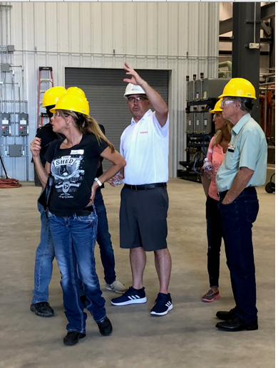 Facility Tours - NTE holds community open house days and conducts facilities tours to welcome members of the community to learn more about our highly efficient, environmentally responsible power plants.