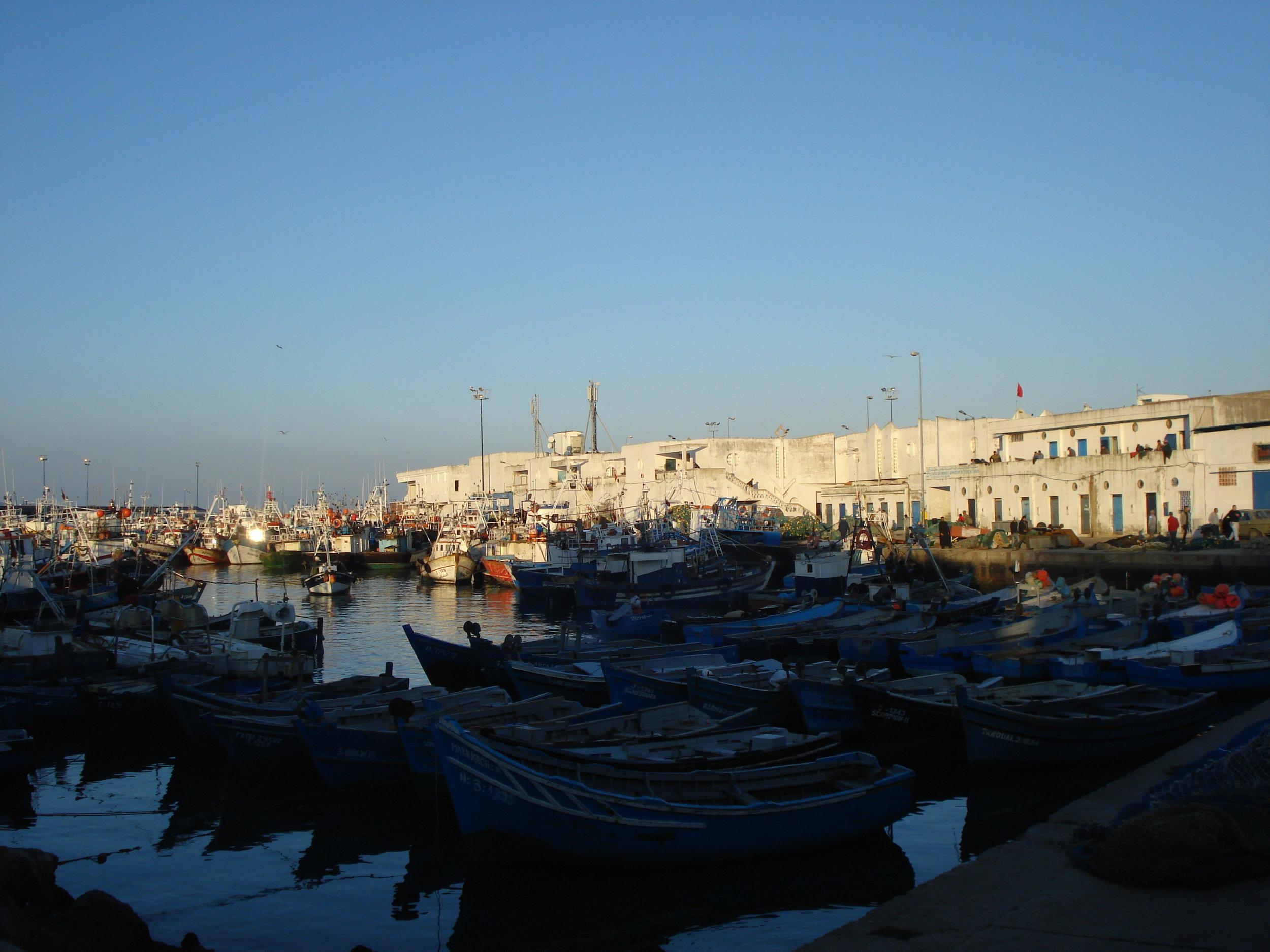 Port Tangier