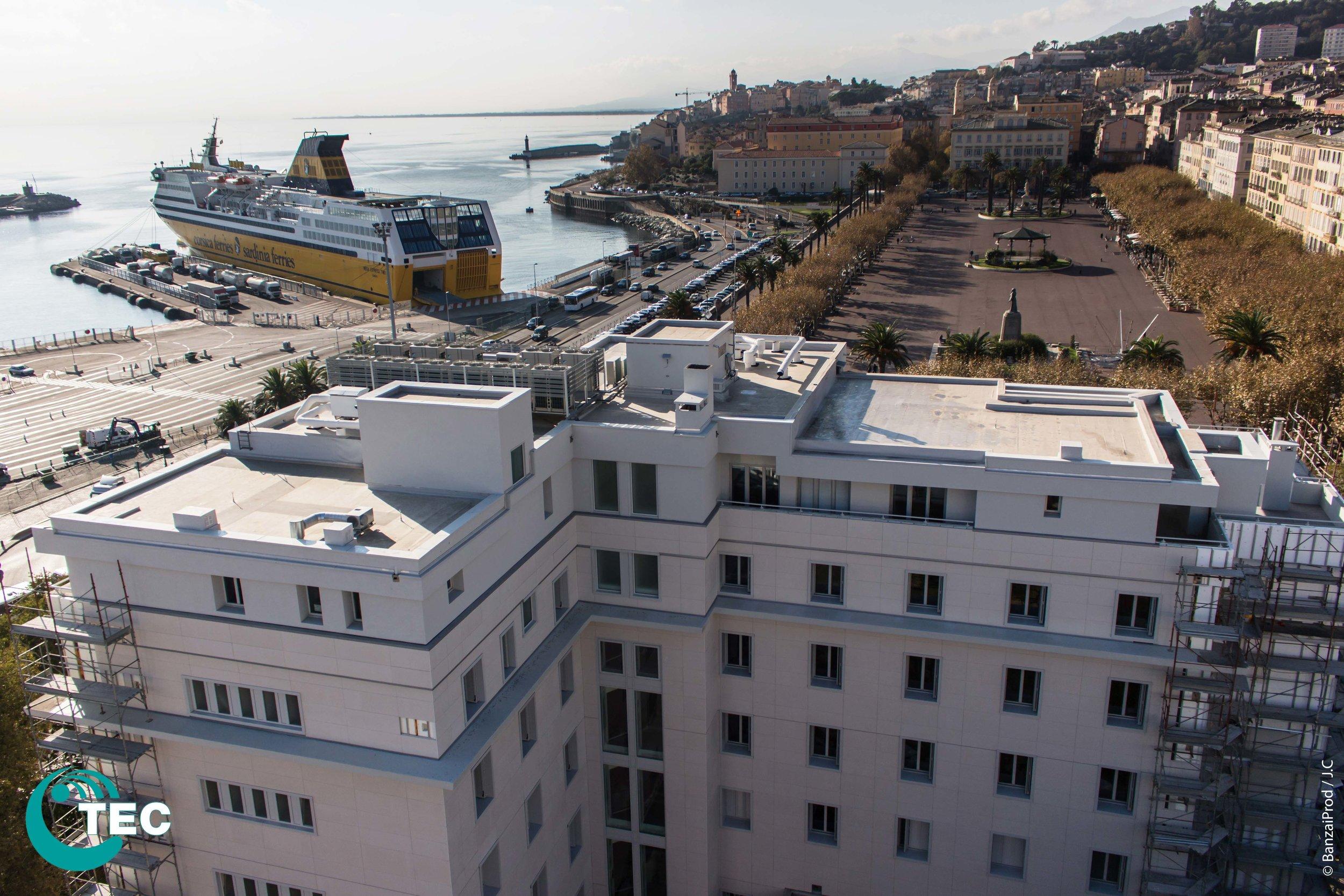 Mairie Bastia