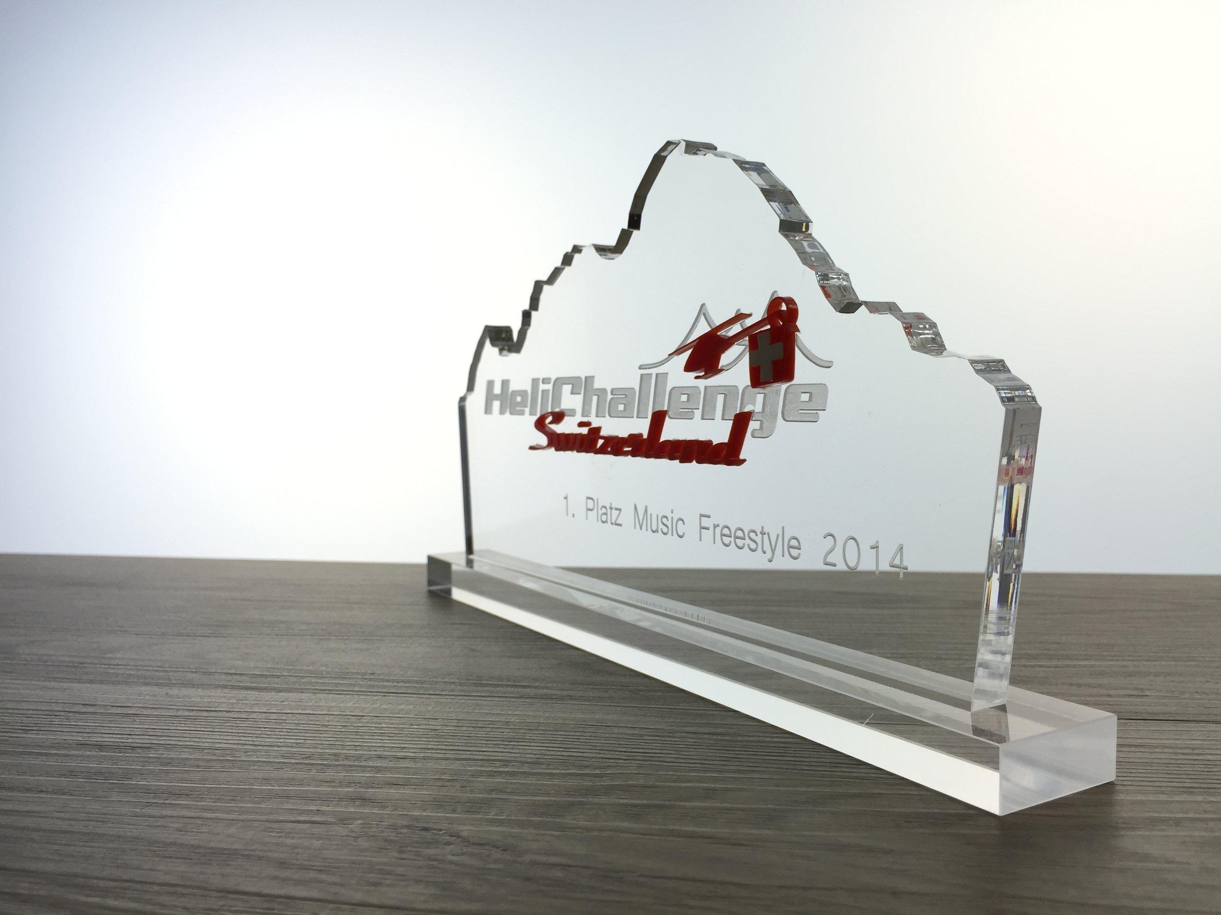 Award farbig