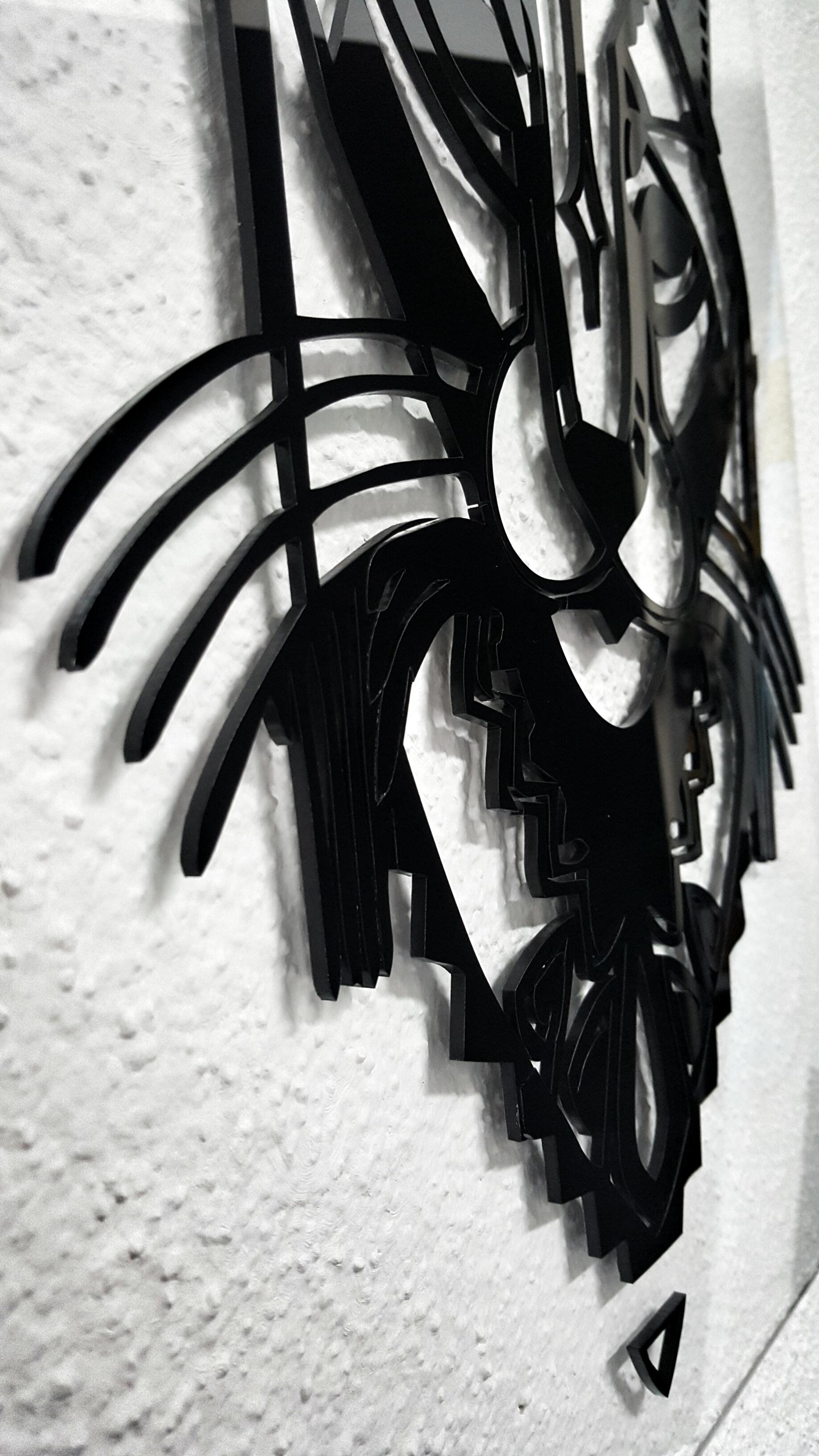 Acrylglas Bild