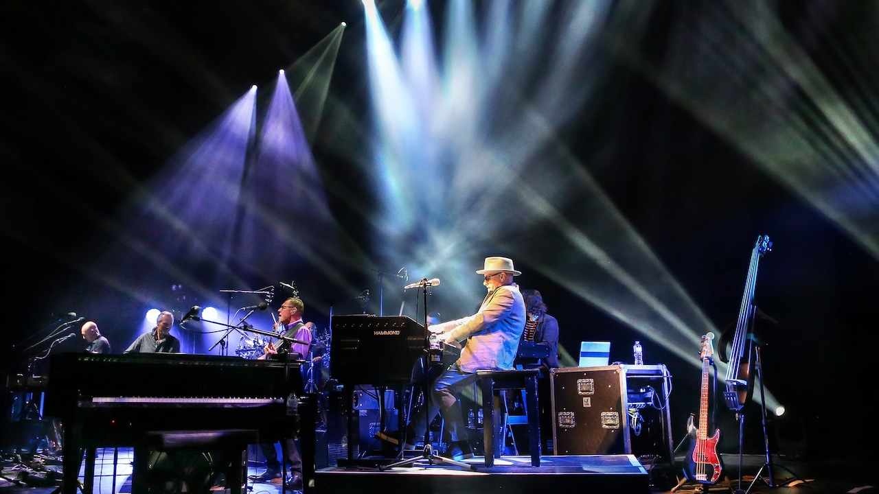 Paul Carrack live at York Barbican, These Days UK Tour 2019