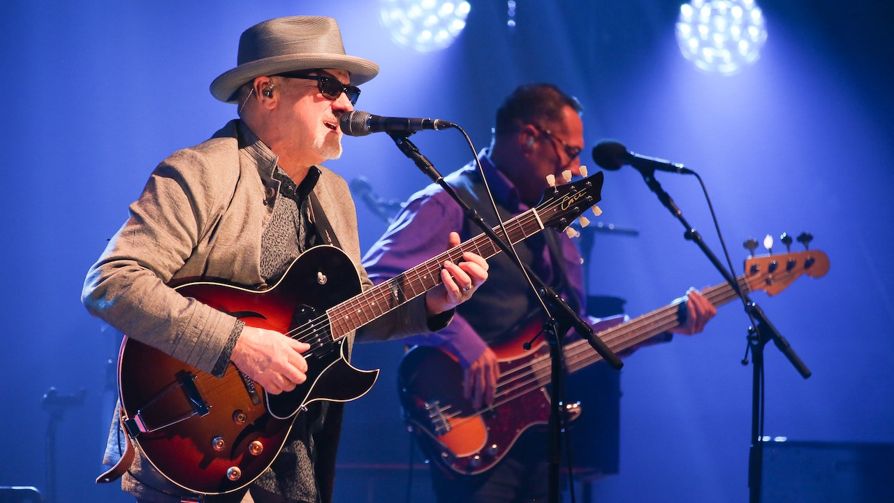 Paul Carrack live at Leeds Town Hall, These Days UK Tour 2019