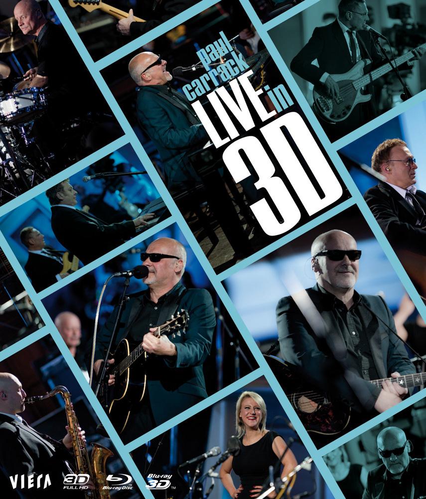 Paul Carrack: Live in 3D