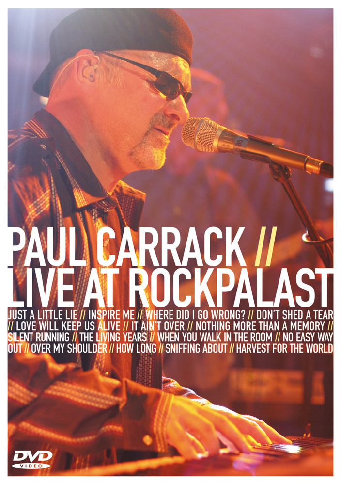 Paul Carrack: Live at Rockpalast