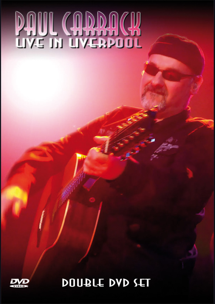Paul Carrack: Live in Liverpool