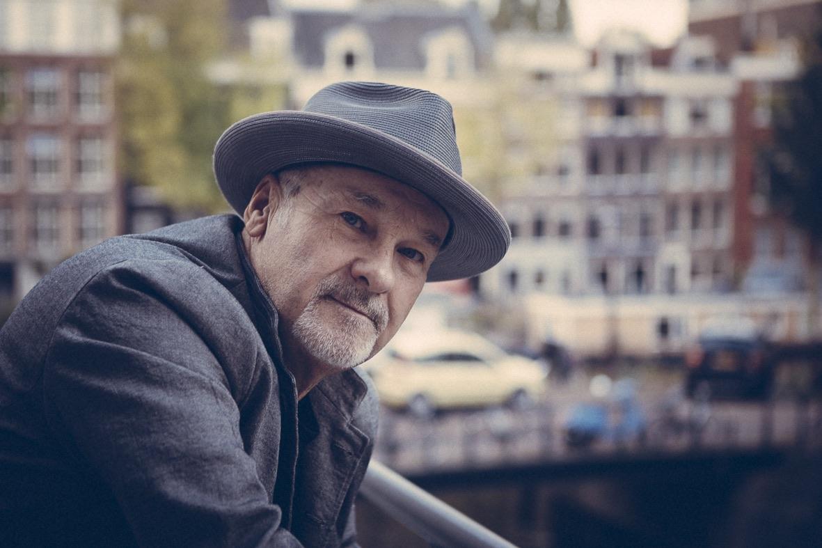 Paul Carrack in Amsterdam