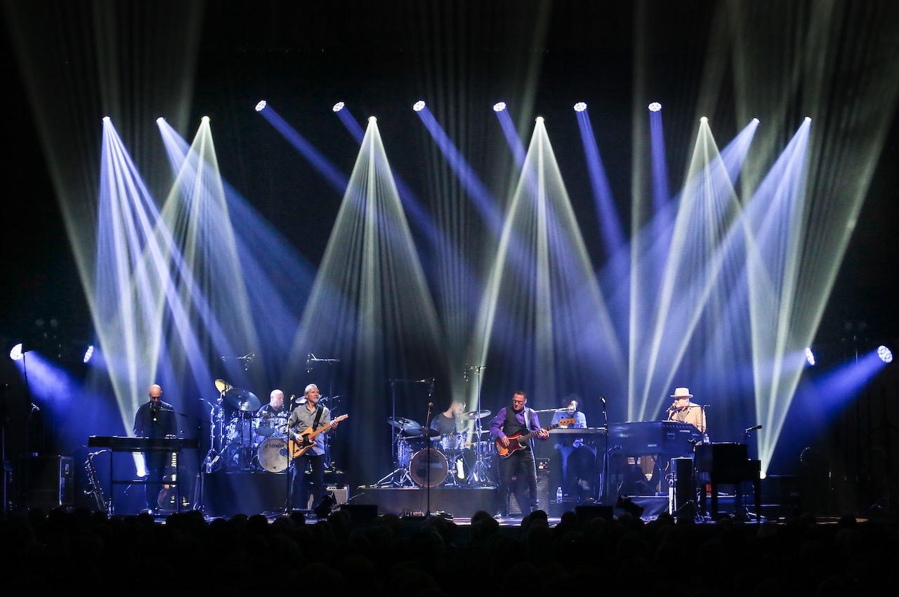 Paul Carrack live at Leeds Town Hall, These Days UK Tour 2019