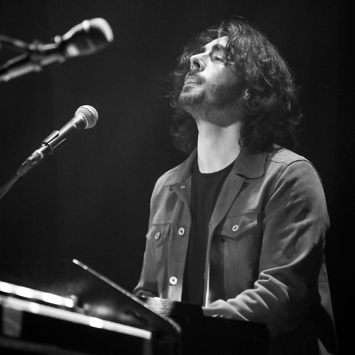 James Locke - keyboards