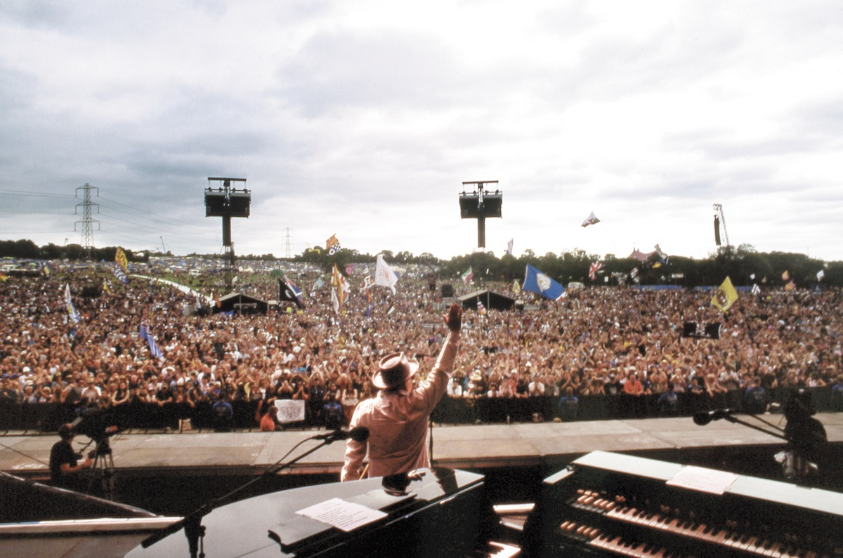Paul Carrack live at Glastonbury Festival, 2017