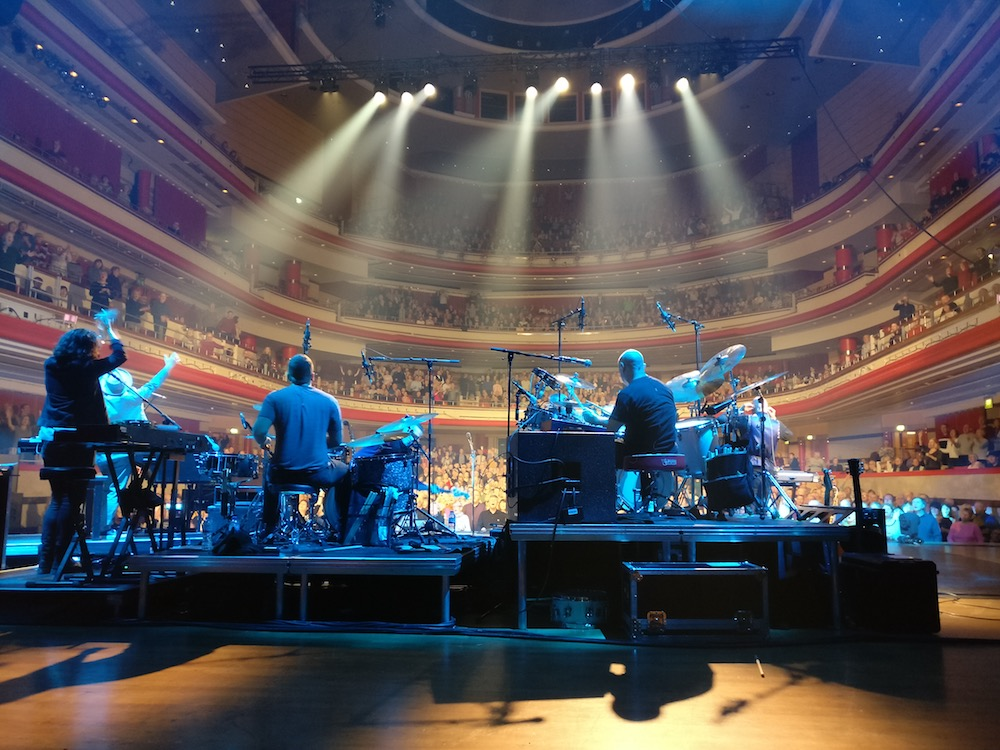 Paul Carrack & Band live at Symphony Hall in Birmingham
