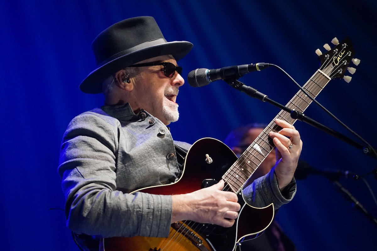 Paul Carrack live at Bournemouth Pavilion Theatre, These Days UK Tour 2019