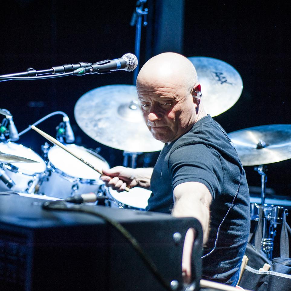 Dean Duke - drums