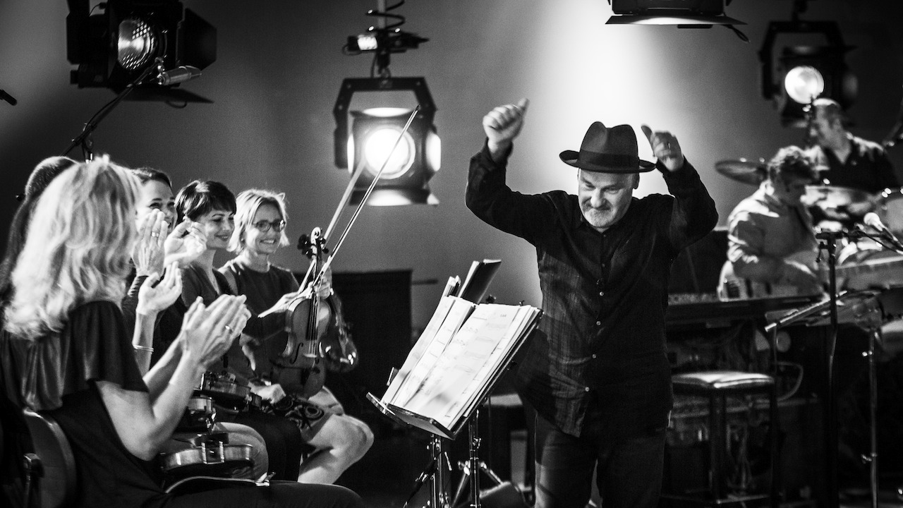 Paul Carrack with the SWR Big Band