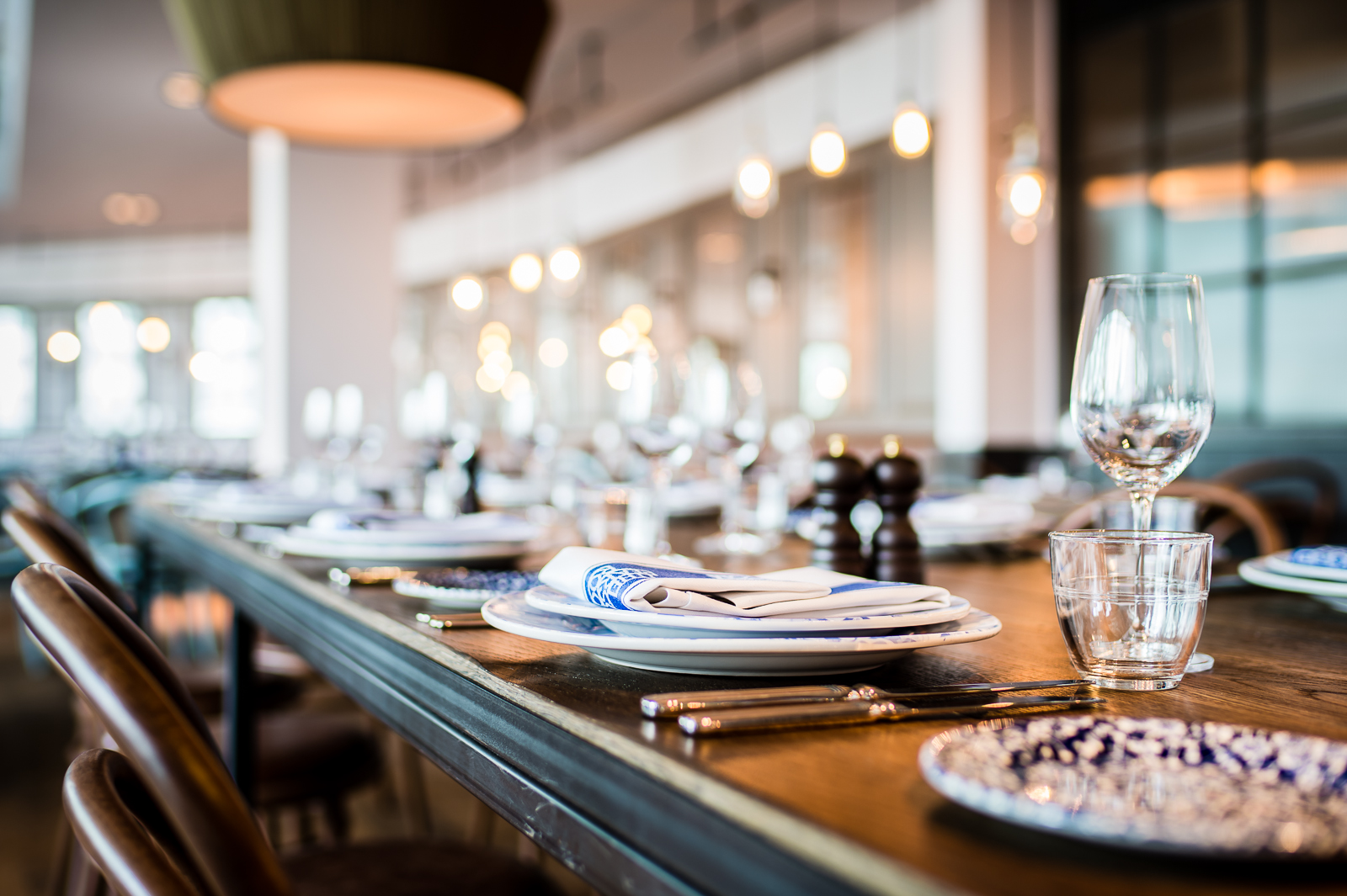 The Pearson Room Canary Wharf Restaurant Bar