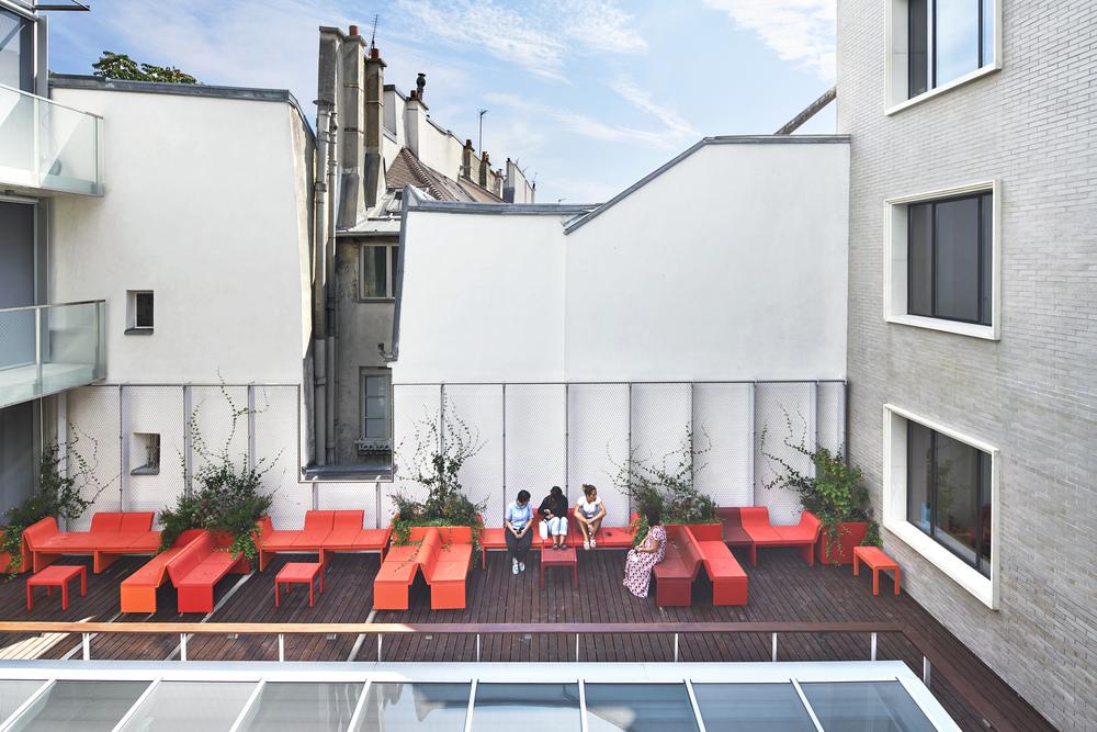 espace de détente dans le patio ©Michel Denancé.jpg