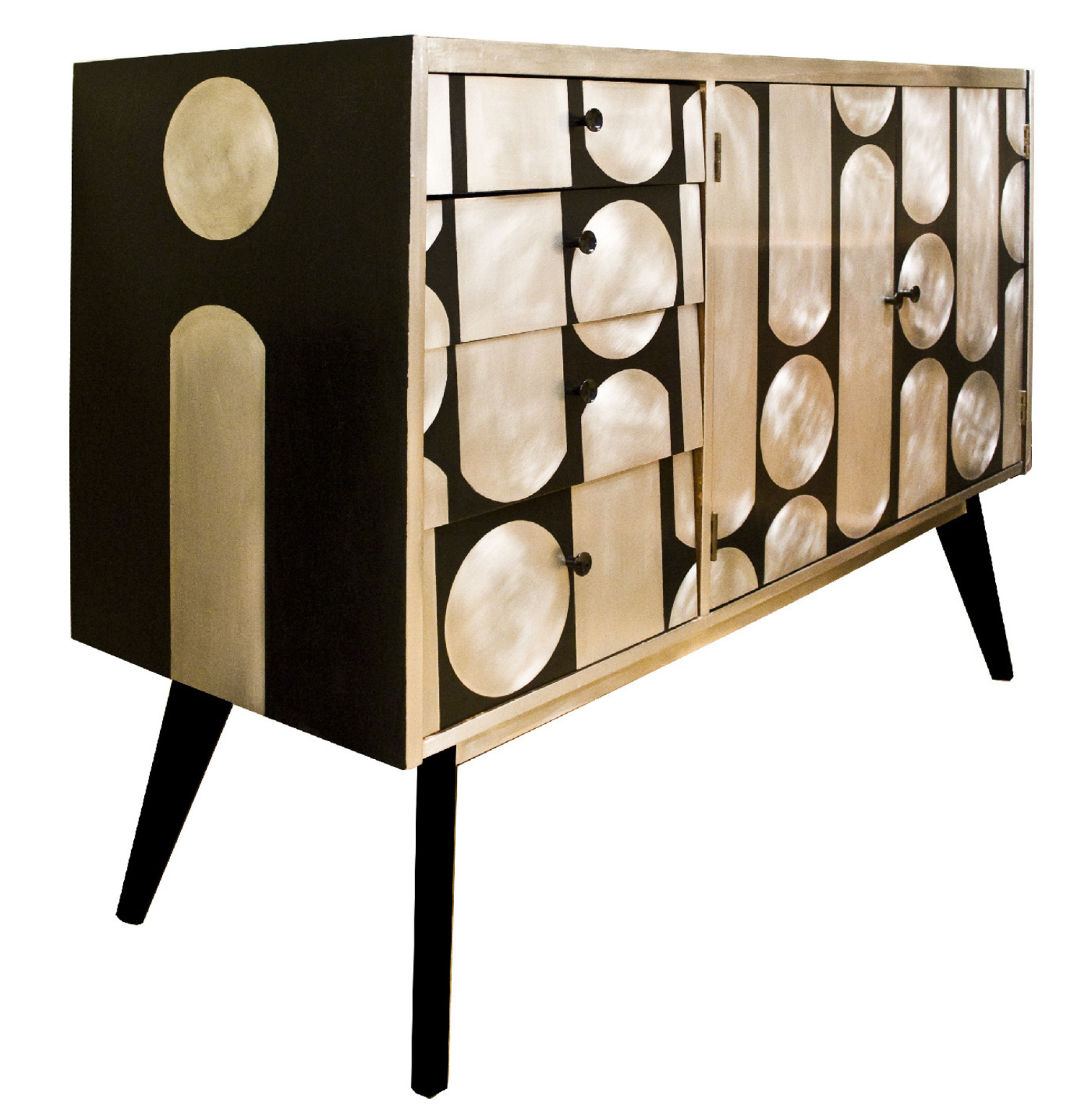 'Button-up' Sideboard
