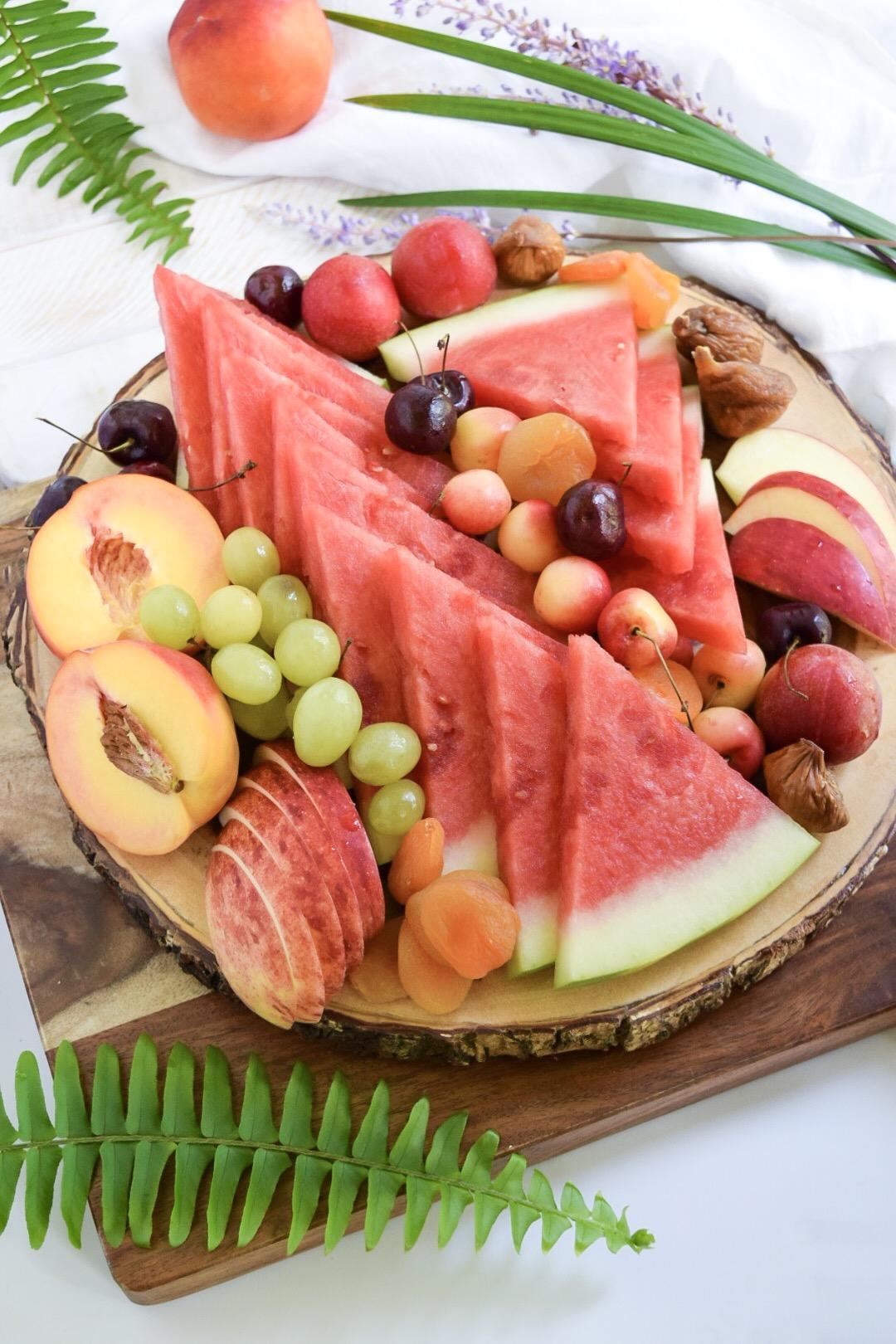 جميع أنواع الفاكهة