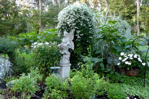Old Silo Moon Garden -