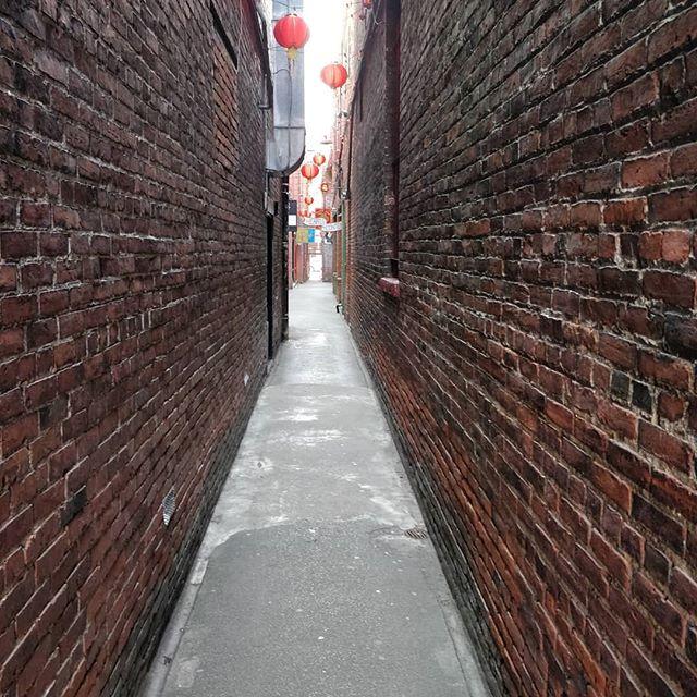 Fan Tan Alley Victoria, B.C