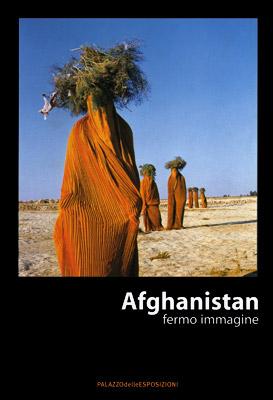 Afghanistan - fermo immagine - aprile 2005 Roma, Palazzo delle Esposizioni