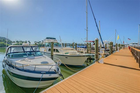DEEP WATER BOAT SLIPS - Available in Madeira Beach, adjacent to the Courtyard by Marriott Hotel. Located in the heart of the local boating community with easy access to the Gulf of Mexico via John's Pass!
